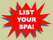 List your Spa!